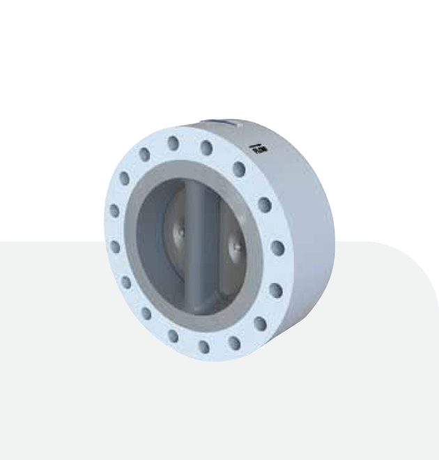 Supplier Goodwin Check Valve Solid Lug Type
